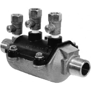 Wilkins Double Check Valve