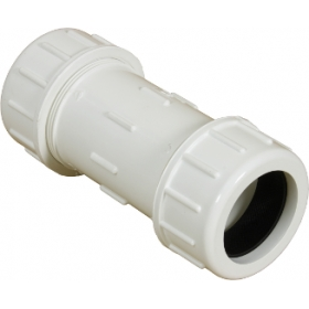 PVC Compression Coupler