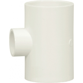 PVC Faucet Reducing Tee