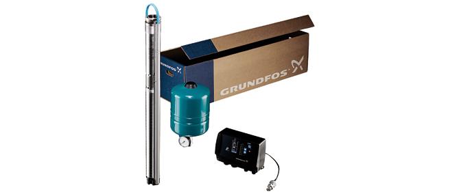 Smartflo CU301 Constant Pressure Kit