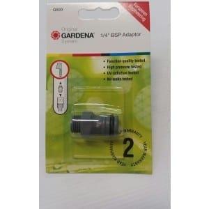Gardena Tap Adaptor 1/4