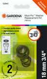 Gardena Maxi Flo Washer Kit 18mm