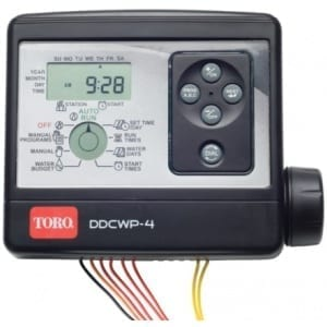 Toro DDC 2 Station Waterproof Controller