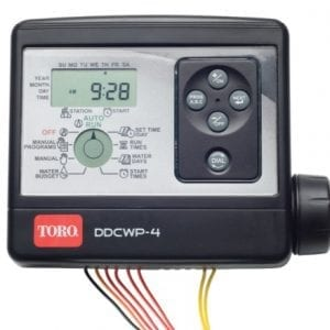 Toro DC 8 Station Waterproof Controller