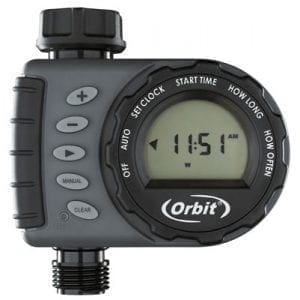 Orbit Dial Hose Tap Timer - 1 Outlet