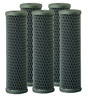 10 Inch Bonded Powdered Activated Carbon block Filter