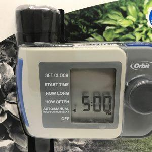 Orbit Dial Hose Tap Timer - 1 Outlet