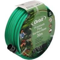 Orbit Premium Flex Garden Hose 30m