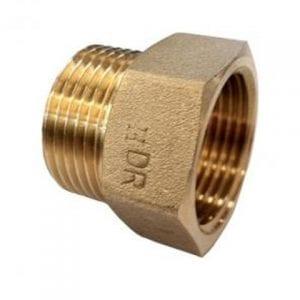 Brass Female/Male Hex Socket