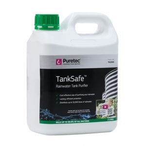 Tank Safe Water Purification Disinfectant