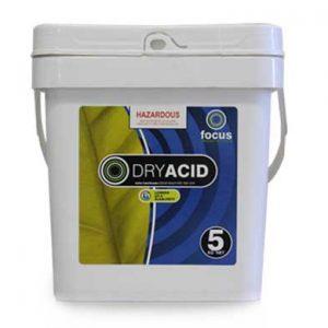 Focus Dry Acid 5KG
