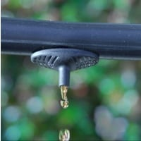 Pinch Drip Pressure Compensating
